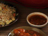 Chicken Manchurian Gravy, How to make Chicken Manchurian Recipe-Gravy