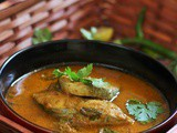 Easy Fish Gravy Recipe, How to make Indian fish gravy recipe
