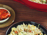 Egg Fried rice recipe, simple egg fried rice recipe