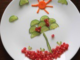 Food Art For Kids 2 (Video)