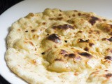 Indian Naan Bread recipe, Quick Naan Recipe, Indian Flat Bread