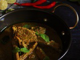 Mutton Chops Curry Recipe, Lamb Chops Curry recipe
