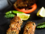 Mutton Seekh Kabab recipe, Pakistani Style