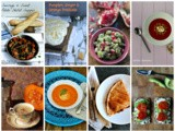 40 Seasonal Recipes (October's Simple and in Season Round Up)