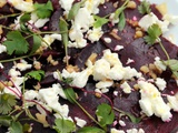 Beetroot, Feta & Walnut Salad