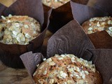 Breakfast Club: Quick Rhubarb Muffins