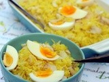 Fish is the Dish: Kedgeree