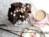 Nigella's Everyday Brownies (With Leftover Mini Eggs)