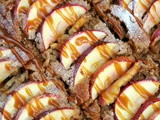 Perfect for Bonfire Night: Sarah's Spiced Toffee Apple Cake