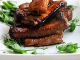 Vodka and Honey Braised Ribs
