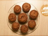 Muffin banana e cioccolato • Chocolate chips chocolate banana Muffin