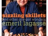 Emeril's New Cookbook  Sizzling Skillets...  - giveaway