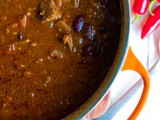 Meaty 4 Bean Chili