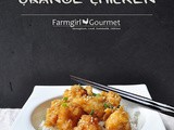 Oven-Fried Orange Chicken