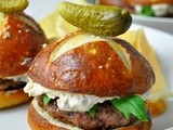 Surf & Turf Sliders – Lambs and Clams