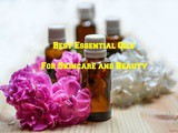 Top 5 Beauty Essential Oils for Skincare