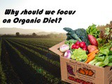 Why should we focus on Organic Diet