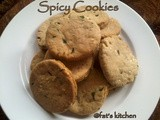 Spicy Cookies