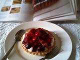 Strawberry &Cherry Tart