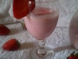 Strawberry Smoothy