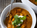 Roasted Butternut Tikka Masala