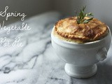 Spring Vegetable Pot Pie
