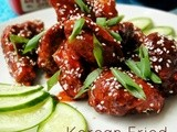 Aff Korea – Korean Fried Chicken (양념 치킨 yangnyeom chicken)