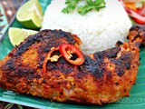 Ayam Percik (Grilled Chicken)