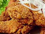 Five-Spice Fried Chicken using a product pre-mix
