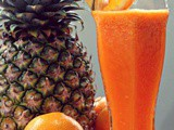 Fruit Juice; Orange Booster (Orange, Pineapple and Carrot)