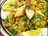 Rice Month – Kedgeree