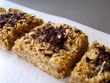 Chewy Coco-Walnut Bars