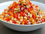 Chopped Salad Medley : No Dressing Salad