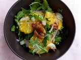 Fennel Orange Salad With Capers And Onions: a Simple Salad From Ripe Cook Book