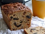 Fruit And Nut Breakfast Bread / Loaf