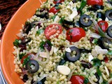 Israeli Couscous Salad In 20 Minutes