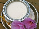 Pal Payasam/ Rice Kheer/ Rice Pudding In Crockpot