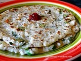 Rava  Adai / Cream Of Wheat Pancake