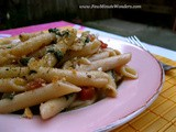 Swiss Chard Ragu With Penne Pasta : Learning From Mario Batali