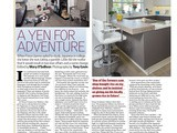 Fiona Uyema in the Sunday Independent Home Feature