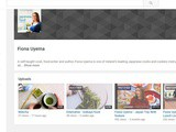 Fiona Uyema YouTube Channel - subscribe for recipes