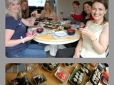 My Japanese cooking & sushi class - part ii