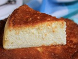Chhena Poda | Baked Cottage Cheesecake