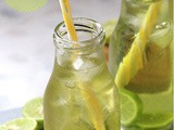 Green Tea Lemonade (virgin)