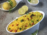 Lemon Rice (no Onion and no Garlic)