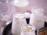 Sago Dahi Shot | Tapioca Pearl-Yogurt Shot (for Fasting Days)