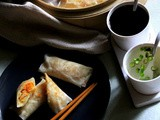 Steamed Spring Roll