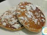 Apple Cinnamon Pancakes with Nectreese