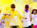 Color Me Rad 5K Race - Utah