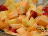 Fruit Salad and Star Anise
